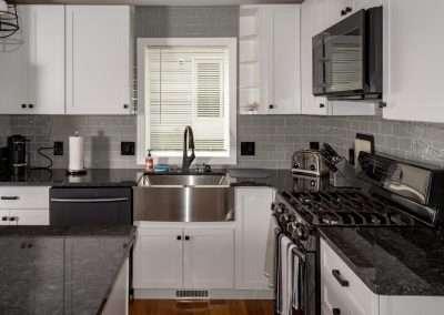 Stoneham Kitchen and Appliances