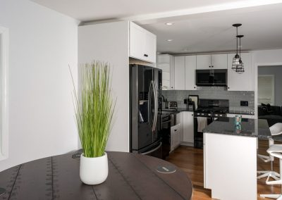 Stoneham Kitchen From Dining Area