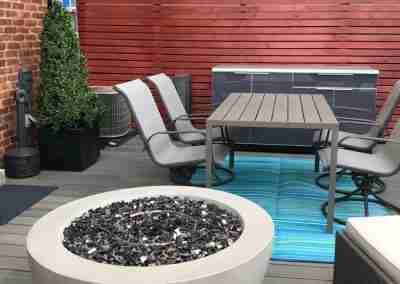 Everett Backyard and Deck