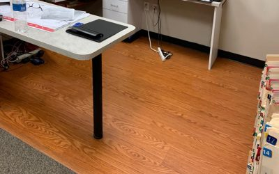 New Hampshire Dentist Office Floors