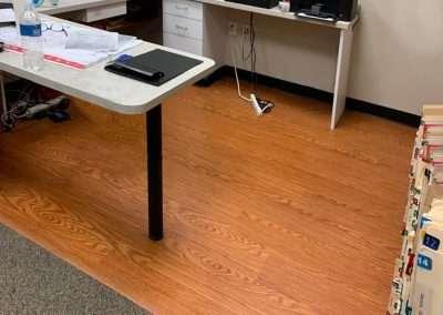 Dentist Office Floor
