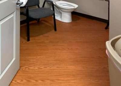 Dentist Office Floor - bathroom