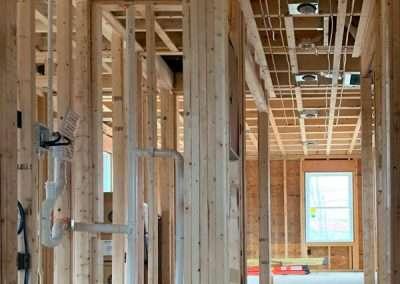 Stoneham, under construction