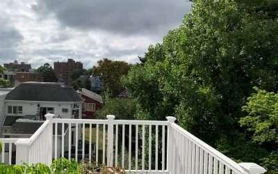 Rooftop Deck – Cambridge